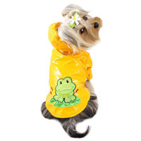 Happy Frog Raincoat