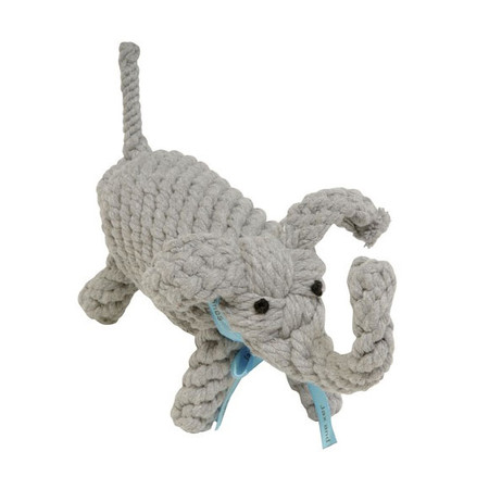 Coco Elephant Rope Dog Toy