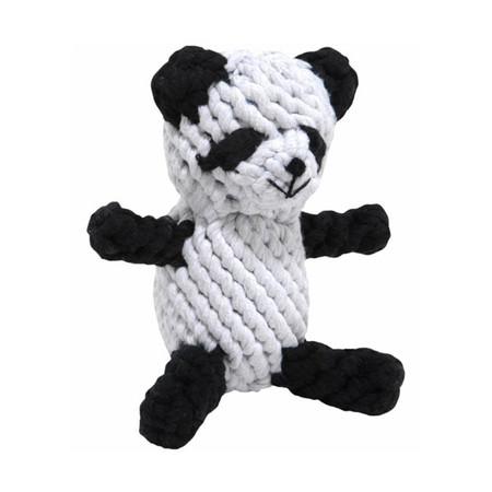 Petey Panda Rope Dog Toy