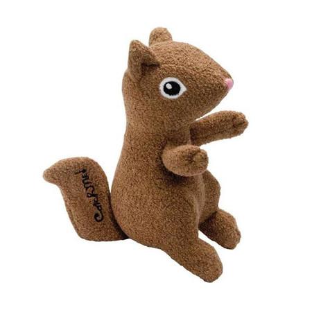 Squirrel Woolie Dog Toy