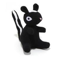 Skunk Woolie Dog Toy