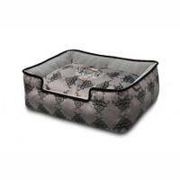 Royal Crest Lounge Dog Bed