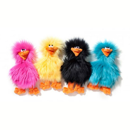Spring Chicken Dog Toys