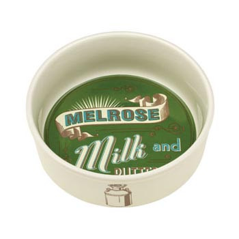Melrose Milk Pet Bowl
