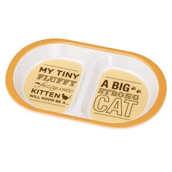Tiny Kitty Bowl Gift Set
