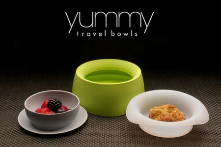 Sleepypod Yummy Travel Bowls