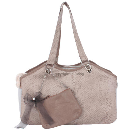 Louisdog Wow Choco Bag