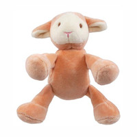 Beginnings Lolly Lamb Organic Toy