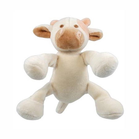 Beginnings Cow Organic Toy