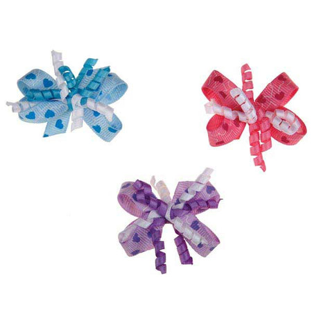 Mia Dog Barrettes