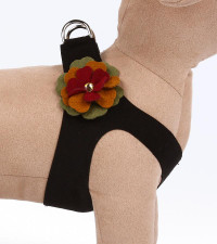 Susan Lanci Autumn Flowers Step-In Harness