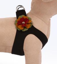 Susan Lanci Autumn Flowers Step-In Harness