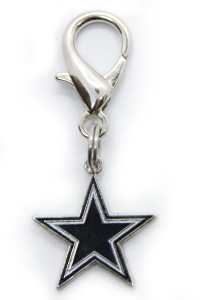 Dallas Cowboys Logo Collar Charm