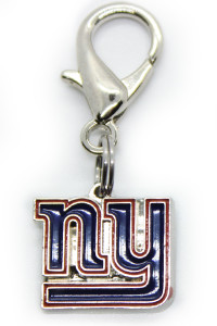 New York Giants Logo Collar Charm