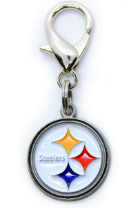 Pittsburgh Steelers Logo Collar Charm