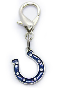 Indianapolis Colts Logo Collar Charm