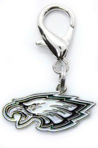 Philadelphia Eagles Logo Collar Charm