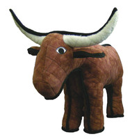Tuffy's Barnyard Series - Bevo Bull Toy