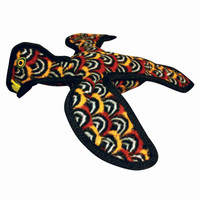 Tuffy's Desert Series - Vurn Vulture Toy
