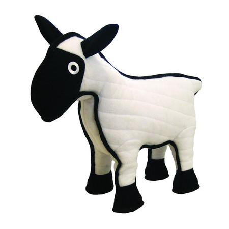 Tuffy's Barnyard Series - Sherman Sheep Toy