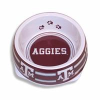 Texas A&M Aggies Dog Bowl