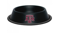 Texas A&M Aggies Stainless Steel Dog Bowl