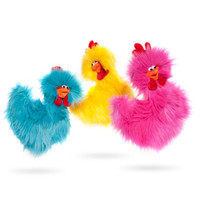 Rowdy Rooster Dog Toys