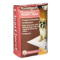 ClearQuest Super Absorbency Puppy Pads