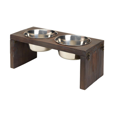 Jumbo Stainless Steel Bowl Set with Hinged Stand