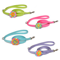 Susan Lanci Fantasy Flower Leash