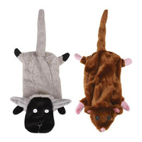Barnyard Unstuffies Dog Toys