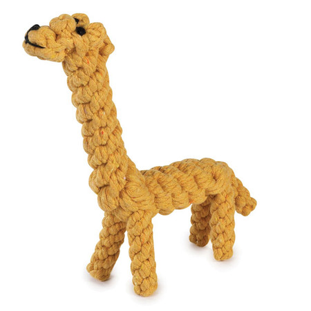 Giraffe Rope Dog Toy