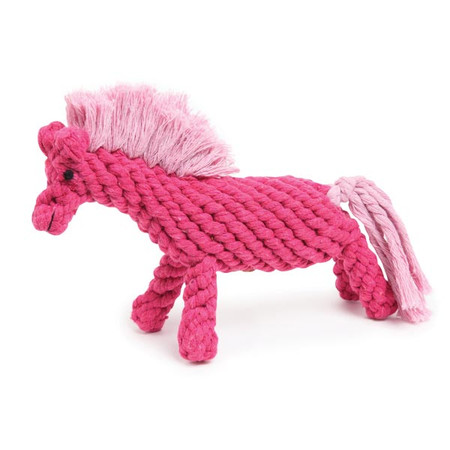 Horse Rope Dog Toy