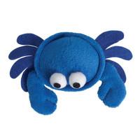 Blue Crab Catnip Toy