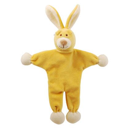 Stuffless Lucy Rabbit Organic Dog Toy