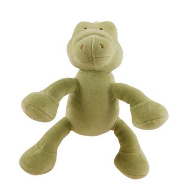 Simply Fido Petite Gary Alligator Organic Dog Toy