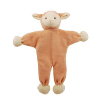 Stuffless Lolly Lamb Natural Cotton Pet Toy