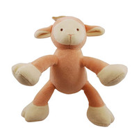 Petite Lolly Lamb Organic Dog Toy