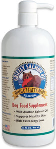 Grizzly Alaskan Salmon Oil