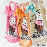 Wooflink My Favorite Ice Cream Tank