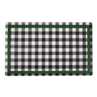 M. Isaac Mizrahi Gingham Collection Placemat
