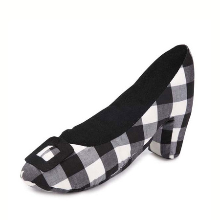 M. Isaac Mizrahi Gingham Collection Shoe Toy