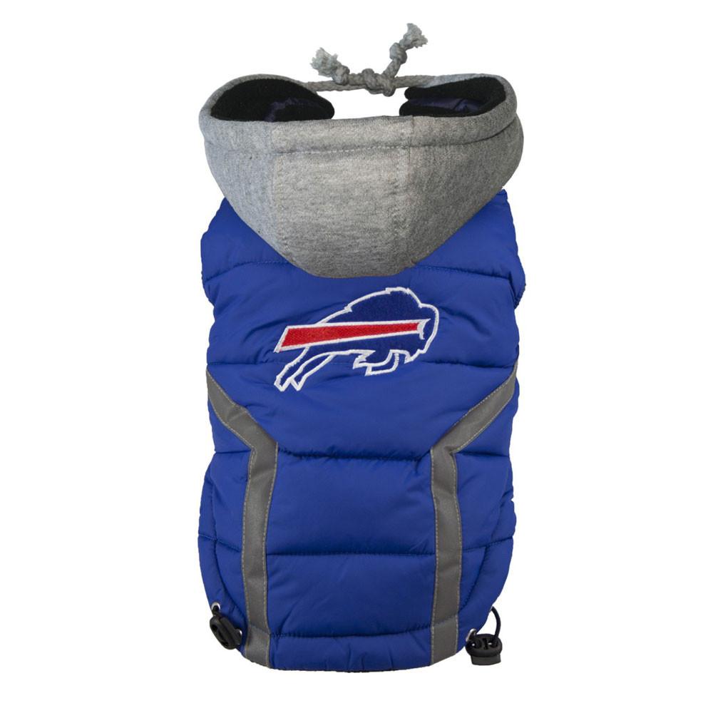 0b1b1ece Buffalo Bills Dog Puffer Vest