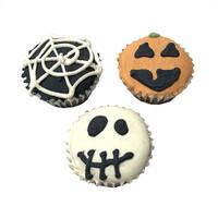 Spooky Organic Mini Pupcakes - 15 Pack