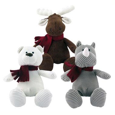 Winter Corduroy Toys
