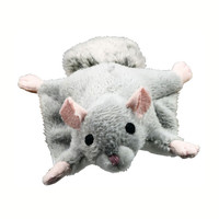 Flying Squirrel Dog Toy