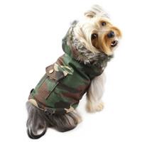 Camouflage Coat