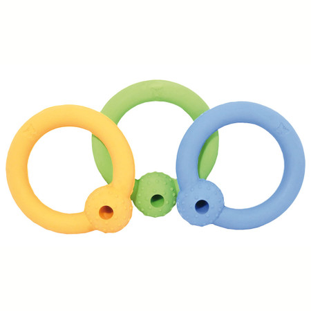 Rubb N Roll Treat Ring