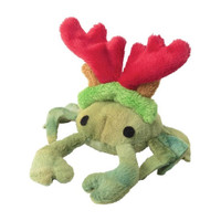 Holiday Crab Catnip Toy