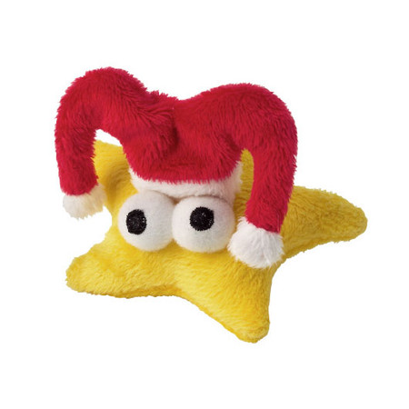 Holiday Starfish Catnip Toy